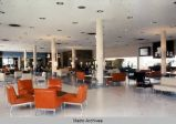 Slide Collection - Nashville Municipal Airport Interior, 1961