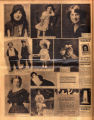Photomontage of celebrities as young children, one local child, and two ads. Nashville Banner,...