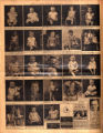 Photomontage of babies, children, and five ads. Nashville Banner, 1931 September 20.