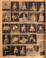 Photomontage of babies, children, and five ads. Nashville Banner, 1931 November 1.
