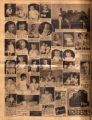 Photomontage of babies, children, a 4-H Club member with a cow, and seven ads. Nashville Banner,...