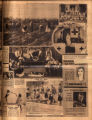 Photomontage of activities of the Nashville Chapter of the Red Cross and four ads. Nashville...