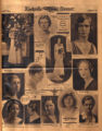 Photomontage of Nashville debutantes. Nashville Banner, 1931 November 29.