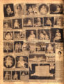 Photomontage of children of Tennessee families and four ads. Nashville Banner, 1930 October 5.