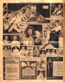 Photomontage of entertainers, babies and children of Tennessee families, and four ads.  Nashville...