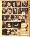 Photomontage of babies and children of Tennessee families and eight ads. Nashville Banner, 1931...
