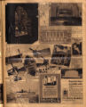 Photomontage of Martin College, an airplane, a ship, and three ads. Nashville Banner, 1931 July...