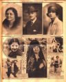 Photomontage of entertainers to slated to perform in Nashville, an Italian beauty contest winner,...
