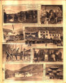 Photomontage of pictures taken in China by Nashvillian Dr. William Moore Hardy. Nashville Banner,...