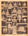 Photomontage of babies and children of Tennessee families and two ads. Nashville Banner, 1928 June...