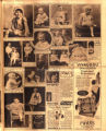 Photomontage of babies and children of Tennessee families and six ads. Nashville Banner, 1928 June...
