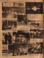 Photomontage of boy scouts at Camp Boxwell.  Tennessean, 1931 February 8.