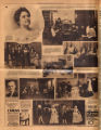 Photomontage of the Bertha Fensterwald Home and three ads. Tennessean, 1931 February 15.