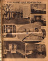 Photomontage of the Florence Crittenton Home. Tennessean, 1931 January 18.