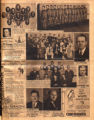 Photomontage of a Y. M. C. A. night law school senior class, the Order of Demolay of the Scottish...