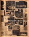 Photomontage of winning images in an amateur photography contest and five ads. Nashville Banner,...