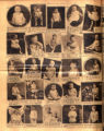 Photomontage of children of Tennessee families. Nashville Banner, 1930 October 26.