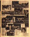 Photomontage of a Tennessee cattle show and three ads. Nashville Banner, 1931 August 30.