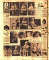 Photomontage of babies and children and six ads. Nashville Banner, 1926 March 21.