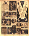 Photomontage of babies and children and three ads. Nashville Banner, 1926 March 28.