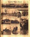 Photomontage of the 109th Cavalry of the Tennessee National Guard. Nashville Banner, 1926 April...