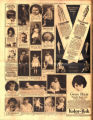 Photomontage of babies, children, and five ads. Nashville Banner, 1926 April 18.
