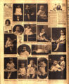 Photomontage of babies, children, and three ads. Nashville Banner, 1926 January 17.