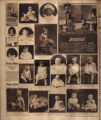 Photomontage of babies and children with four ads. Nashville Banner, 1926 May 16.