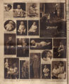 Photomontage of babies and children and two ads. Nashville Banner, 1926 June 6.