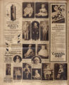 Photomontage of babies and children and four ads. Nashville Banner, 1926 June 13.