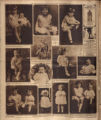 Photomontage of babies and children with two ads. Nashville Banner, 1926 November 14.