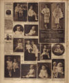 Photomontage of babies and children and four ads. Nashville Banner, 1926 November 28.