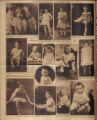 Photomontage of babies and children. Nashville Banner, 1926 December 19.