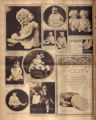 Photomontage of babies and children and two ads. Nashville Banner, 1927 July 24.