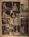 Photomontage of babies and children and five ads. Nashville Banner, 1927 August 28.
