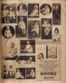 Photomontage of babies and children and two ads. Nashville Banner, 1927 March 6.