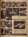 Photomontage of babies and children, and two ads. Nashville Banner, 1927 April 3.