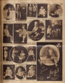 Photomontage of babies and children, and one ad. Nashville Banner, 1927 April 10.