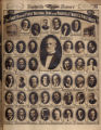 Photomontage of Fourth and First National Bank and Nashville Trust Company Directorate portraits....