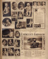 Photomontage of babies and children, and two ads. Nashville Banner, 1927 May 1.