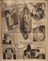 Photomontage of local fashion retailers and car dealership ad. Nashville Banner, 1927 May 8.
