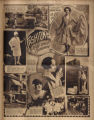 Photomontage of local fashion retailers, and two ads. Nashville Banner, 1927 May 15.