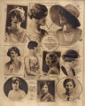 Portraits of the American Legion Auxiliary in Nashville.  Nashville Banner, 1927 May 22.