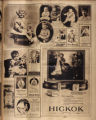 Photomontage of babies and children, and several ads. Nashville Banner, 1927  June 26.